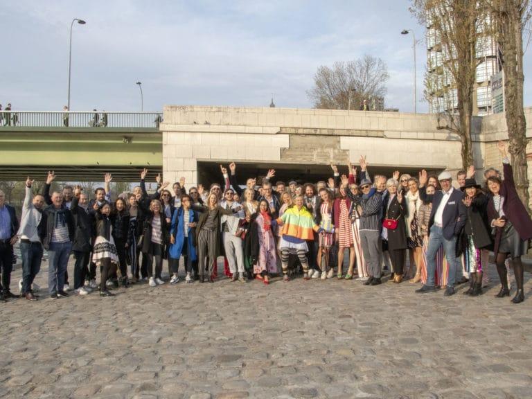 invités port de javel haut paris france soirée privée stripes agence wato we are the oracle evenementiel events