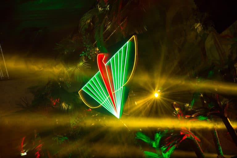 logo the family soiree dansante tribal azteque chamane palais de la porte doree the family phoenix temple theme jungle evenement sur mesure agence wato we are the oracle evenementiel events