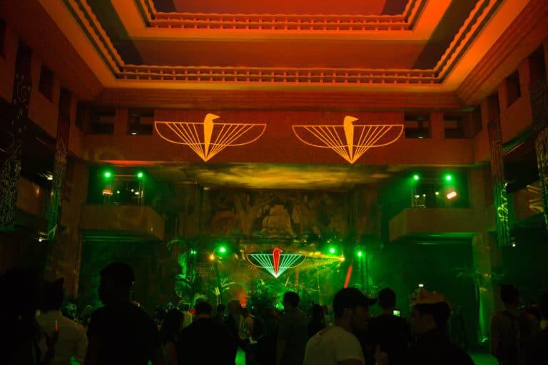 temple jungle logo the family dj soiree dansante dancefloor palais de la porte doree the family incubateur phoenix temple evenement sur mesure agence wato we are the oracle evenementiel event