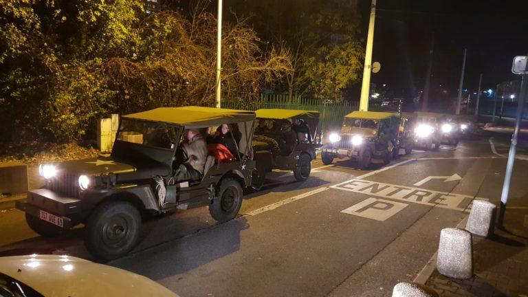 transport en jeep de guerre diner fort militaire lyon france insolite evenement sur mesure diner leboncoin france agence wato we are the oracle evenementiel events