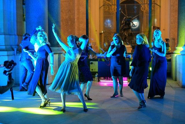 soiree dansante dance floor tao prestige conciergerie de luxe 10 ans petit palais paris france agence wato we are the oracle evenementiel event