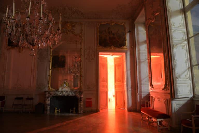 wato-agence-evenementielle-paris-le-bon-coin-soubise-diner-exceptionnel-marie-antoinette-chateau-bibliothèque-intrigue-sombre-lumiere-rouhe-décors-nouriture-assiette-joie-acting-4.jpg