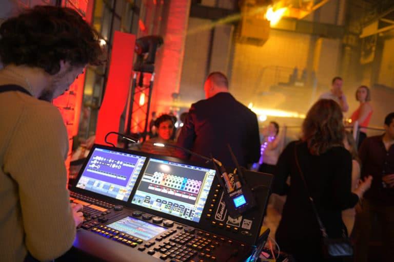 turbinenhalle dj electric party voyage prive soiree dansante insolite ancienne usine berlin allemagne soiree corporate scenographie sur mesure agence wato we are the oracle evenementiel events