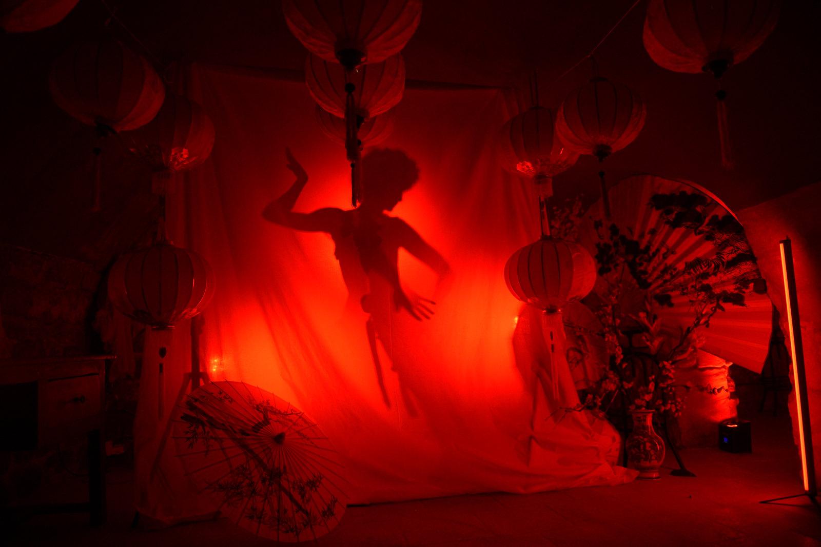 Soirée privée : Le Bal Rouge