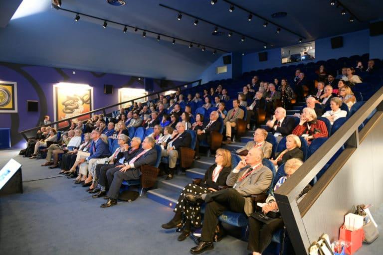 Auditorium michelin conferences Mount Vernon Ladies Association automobile club de france paris usa agence wato evenementiel