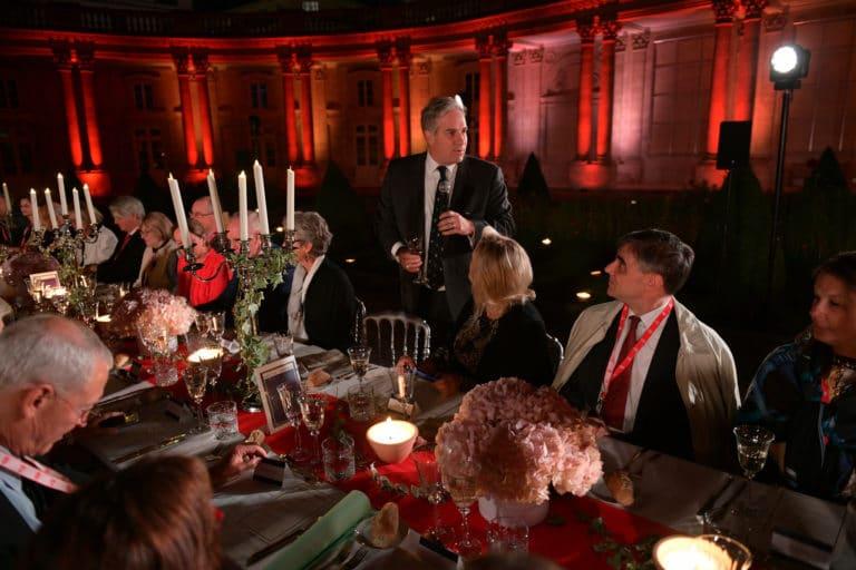 Doug bradburn CEO mount vernon diner exception discour pitch speech hotel de soubises hotel particulier paris seminaire usa agence wato evenementiel