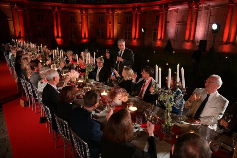 Doug bradburn CEO mount vernon diner exception discour speech pitch hotel de soubises hotel particulier paris seminaire usa agence wato evenementiel