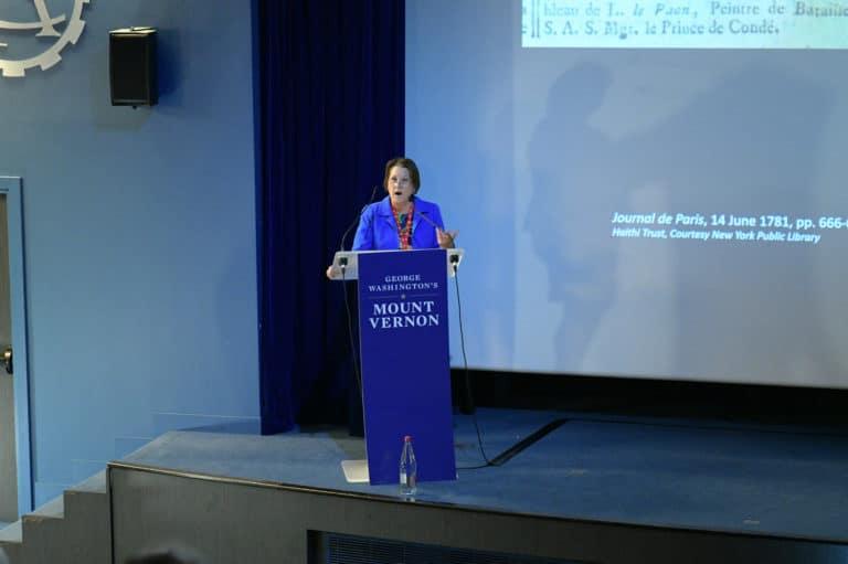 auditorium michelin speech discours Mount Vernon Ladies Association automobile club de france paris usa agence wato evenementiel event