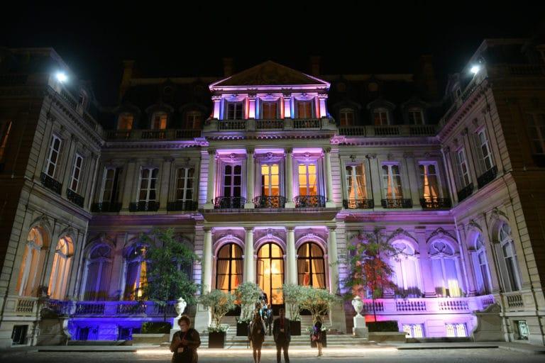cours interieur paris privé ladies of mount vernon hotel de pontalba residence ambassadeur des etats unis agence wato evenementiel we are the oracle event