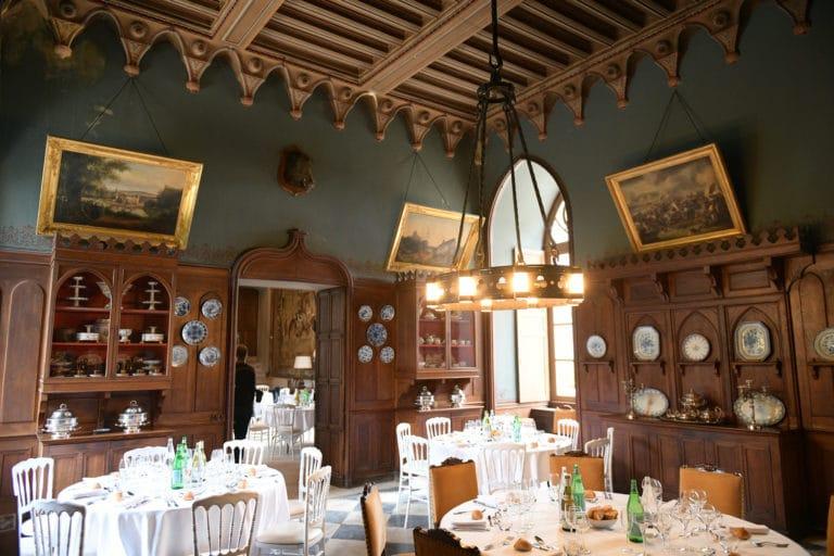 dejeuner conference chateau de chastellux chastellux sur cure hyonne bourgogne franche comté france mount vernon usa agence wato we are the oracle evenementiel event