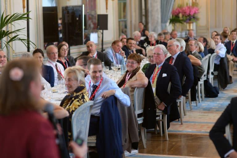 dejeuner conference salon marc de beaumont speaker Cercle de l'union interalliée france paris conference agence wato