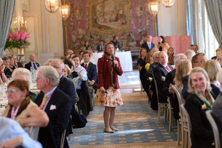 dejeuner conference salon marc de beaumont speaker Cercle de l'union interalliée paris france conference agence wato