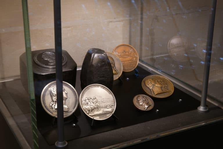 inedit collection piece de monnaie Monnaie de paris france george washington mount vernon usa agence wato evenementiel we are the oracle