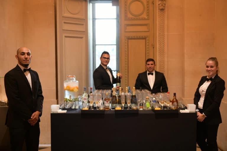 ll concept bar cocktail traiteur evenementiel salon inedit Monnaie de paris france george washington mount vernon usa agence wato evenementiel we are the oracle event