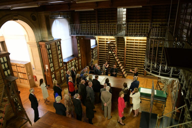 mount vernon privatisation grands depots archives nationales de france paris bibliothèque livre documents anciens seminaire agence wato evenementiel