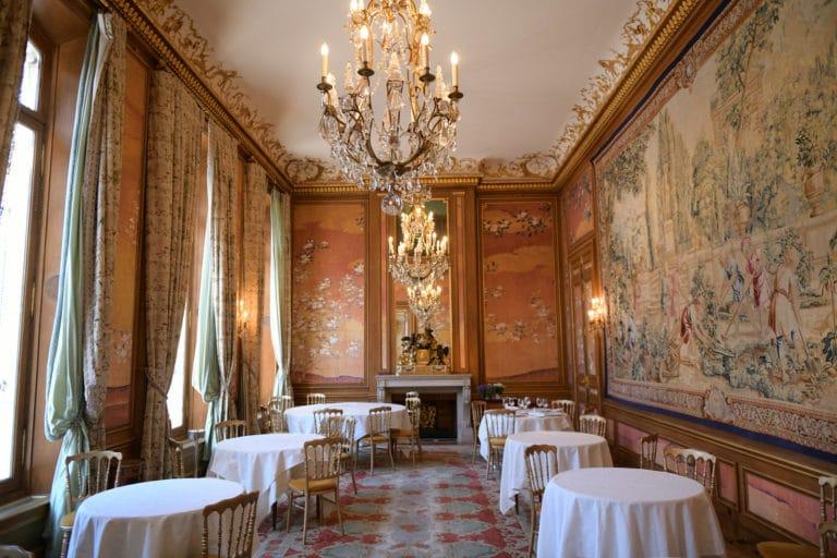 salon privé Cercle de l'union interalliée paris france conference tapisserie vip george washington mount vernon agence wato we are the oracle evenementiel event