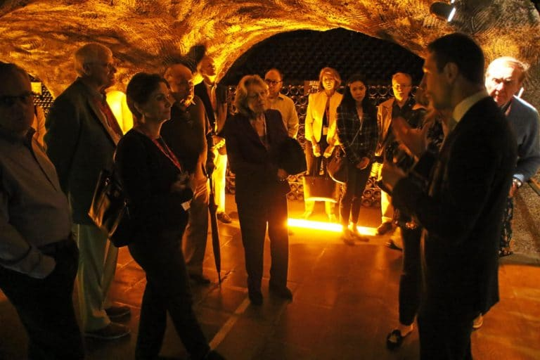 visite caves moet & chandon prestige insolite champagne ardennes france mount vernon agence wato we are the oracle evenementiel event