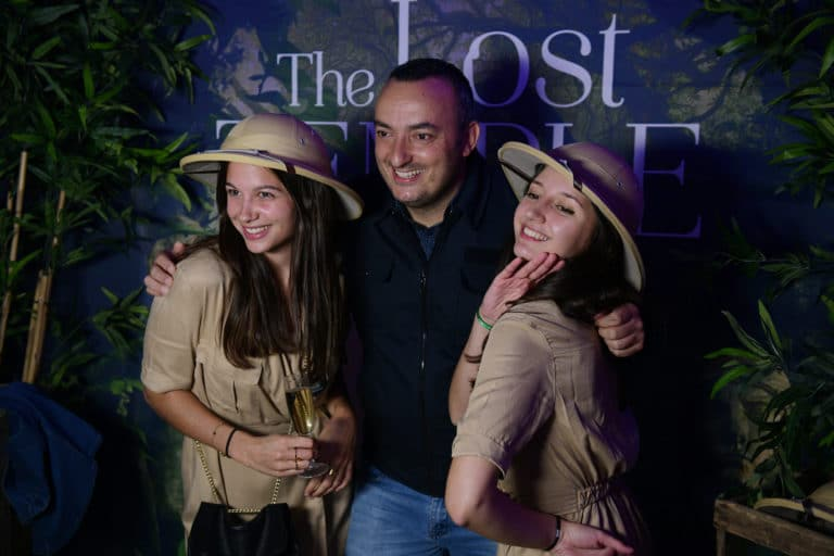 musee bourdelle photocall agence wato evenementiel soiree vp une nuit au musee theme the lost temple paris (5)