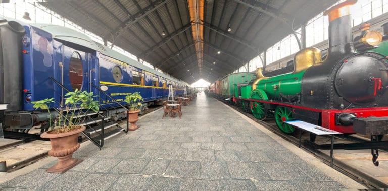 Quai-de-la-gare-Museo-del-Ferrocarril-Madrid-Spain