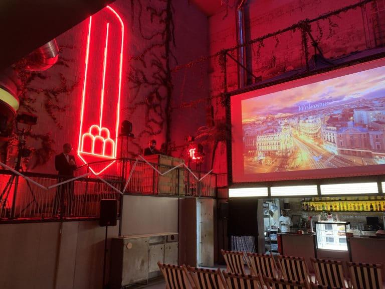 Sala-Equis-Madrid-antiguo-cinema-X lieu evenementiel atypique Madrid