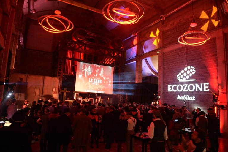 gobo branding ecozone habitat logo theme peaky blinders lille agence wato we are the oracle evenementiel events