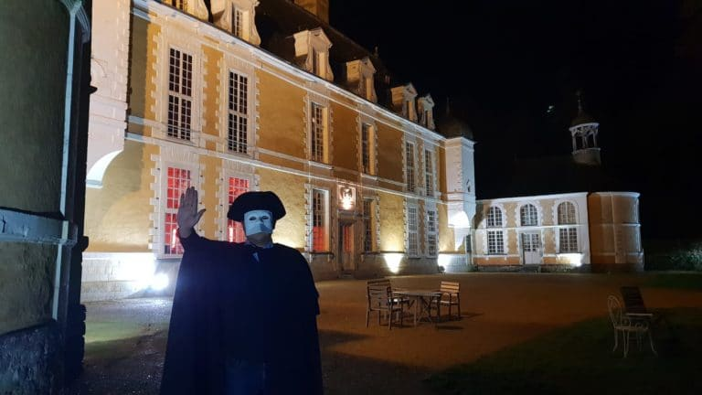 costume masque chateau privatisation rennes evenement theatralisé sur mesure france diner d exception leboncoin agence wato we are the oracle evenementiel events