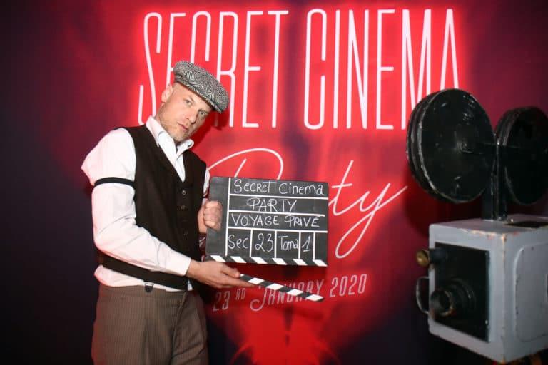 vincent gaeta acteur soiree voyage prive evenementiel theme cinema vintage madrid agence wato