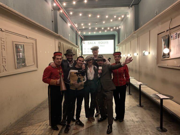 wato we are the oracle madrid sala equis fitur voyage prive team cinema