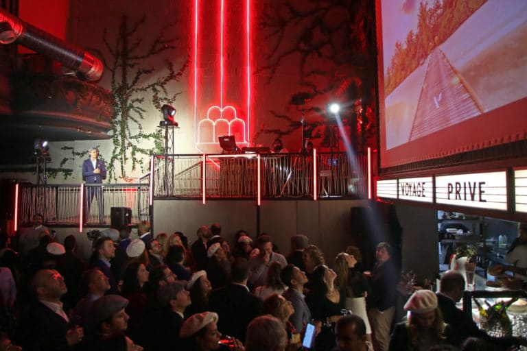 wato we are the oracle voyage prove madrid sala equis soiree fitur discours speech antoine drecher