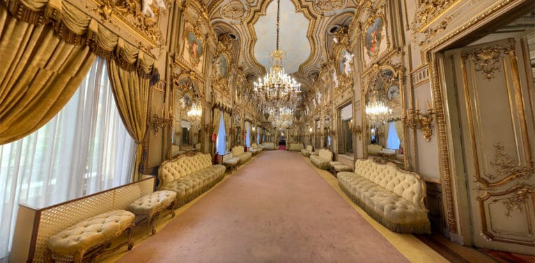 El-salon-del-baile-palacio-fernan-nunez lieu evenementiel elegant madrid