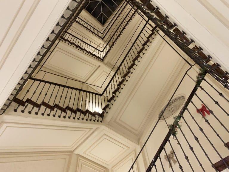 Escalier-Axel-Hotel-Madrid
