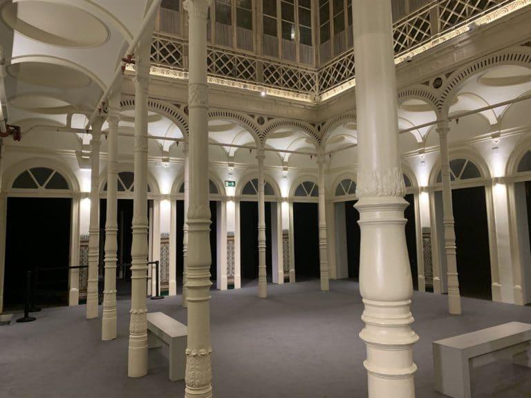 Palacio Gaviria lieu evenementiel Madrid