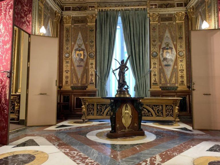 Palacio Santona Madrid lieu evenementiel elegant