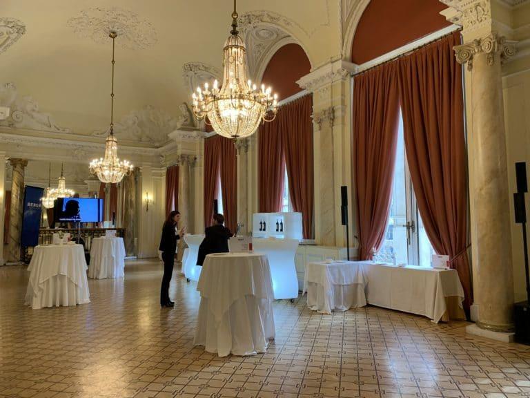 Salon Alcala Casino de Madrid lieu evenementiel Espagne