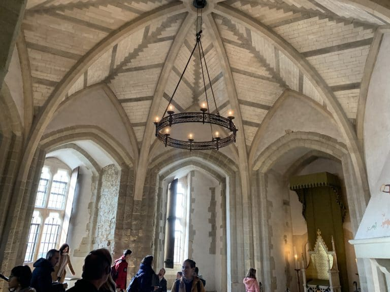 ancient throne room wakefield tower tower of london londres united kingdom