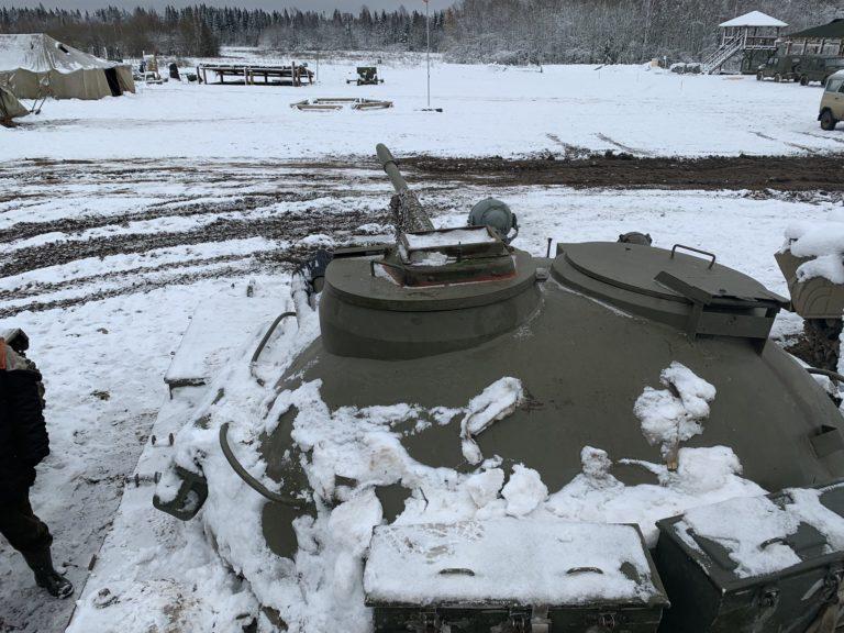 char russe T55 tank tour saint petersbourg russie