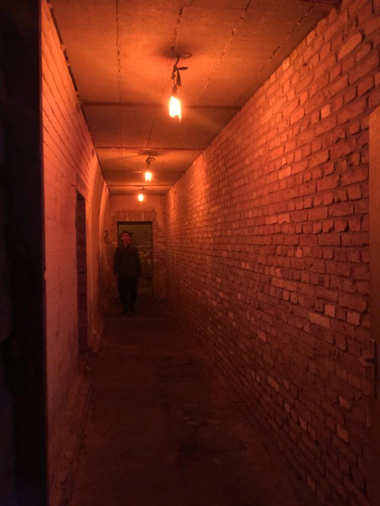 couloir mysterieux musikbrauerei bunker underground berlin evenementiel