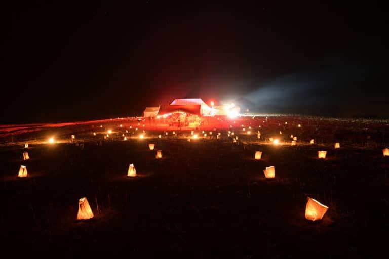 diner campement sur mesure desert agafay marrakech maroc agence WATO evenementiel