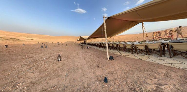 diner-exception-luxe-desert-agafay-marrakech-maroc