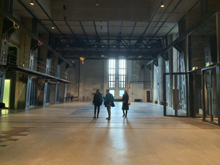 ewerk ancienne usine elegante evenementiel berlin