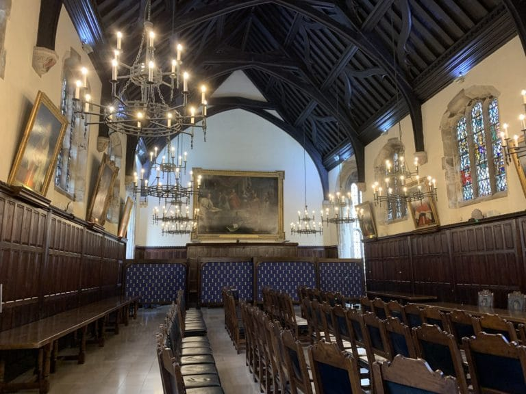 old hall lincoln in society venue hire london uk