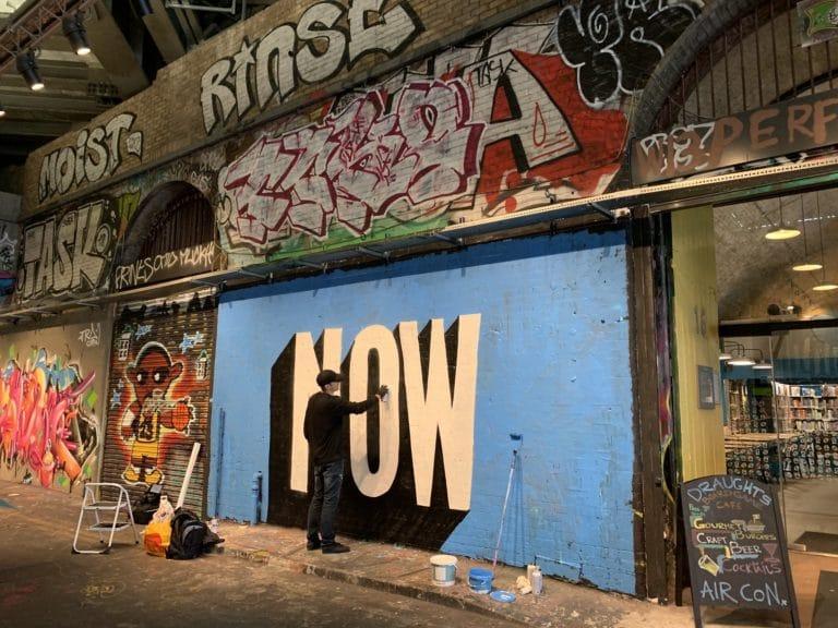 street art london graphiti now uk