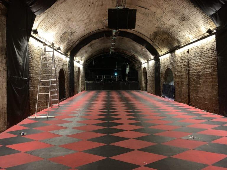 underground-venue-london-house-of-vans-concert-hall-vault-with-bricks-uk