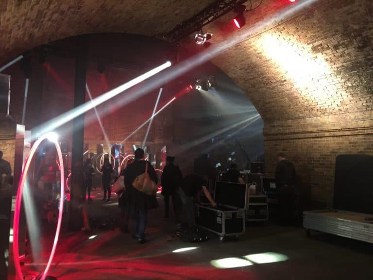 village underground venue hire briks london