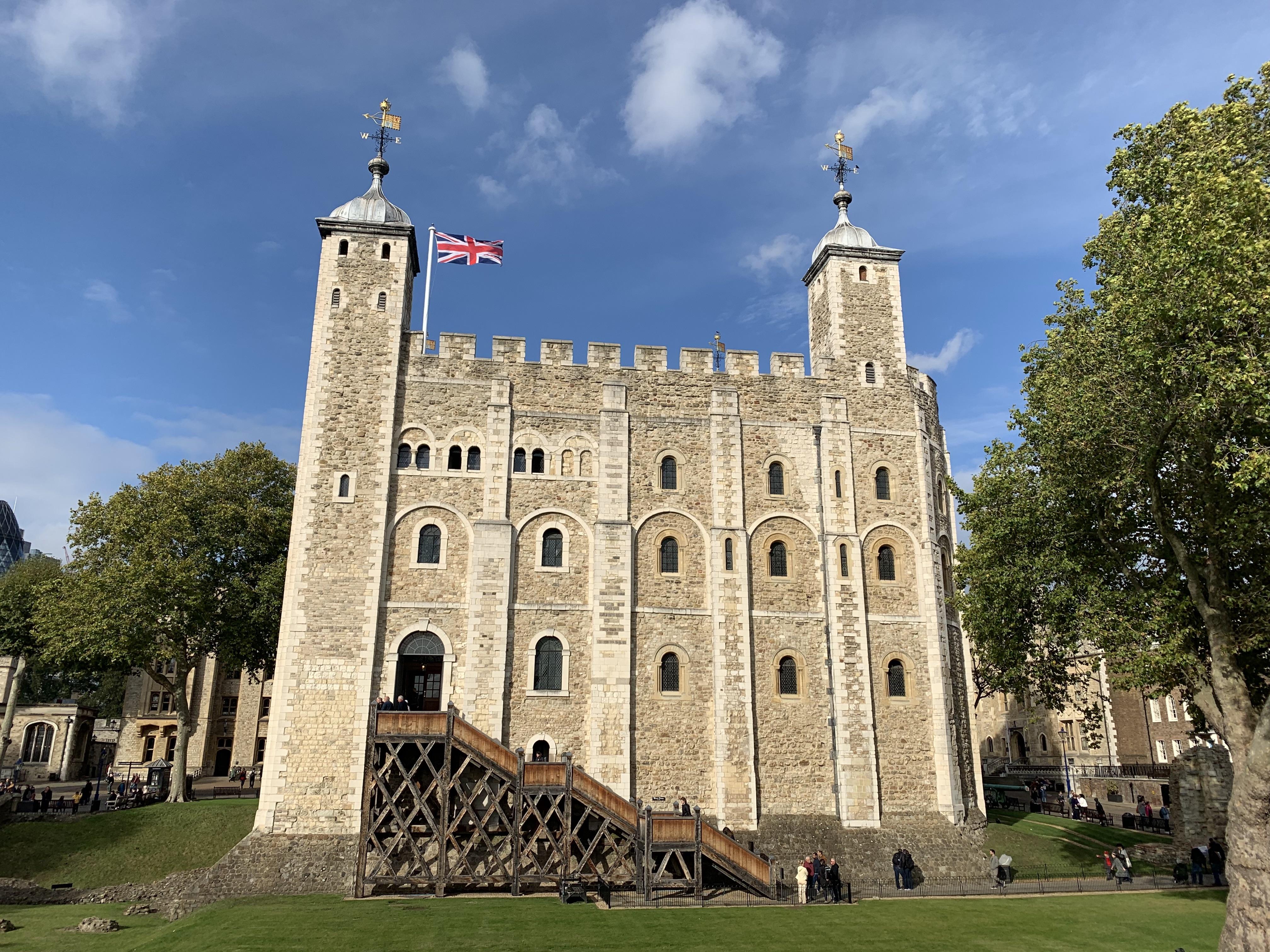 Chasse de lieux à Londres, Royaume Uni