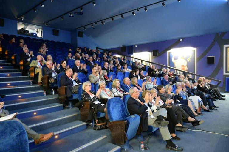 Auditorium michelin conferences Mount Vernon Ladies' Association acf automobile club de france paris usa agence wato evenementiel