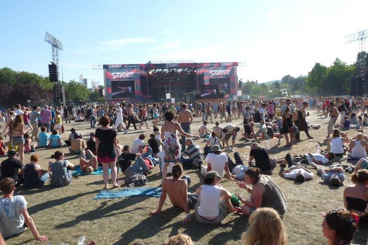 Sziget 2011 de jour main stage world party tour