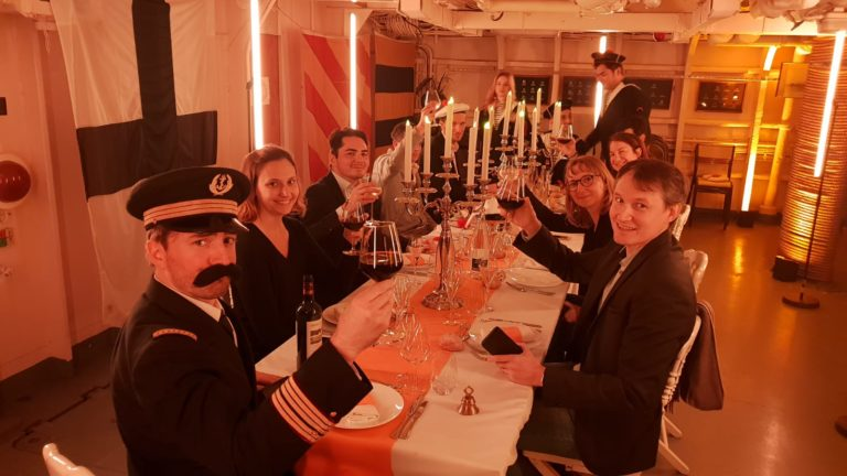 diner leboncoin wato we are the oracle evenementiel soiree nantes maille breze table foulques jubert table