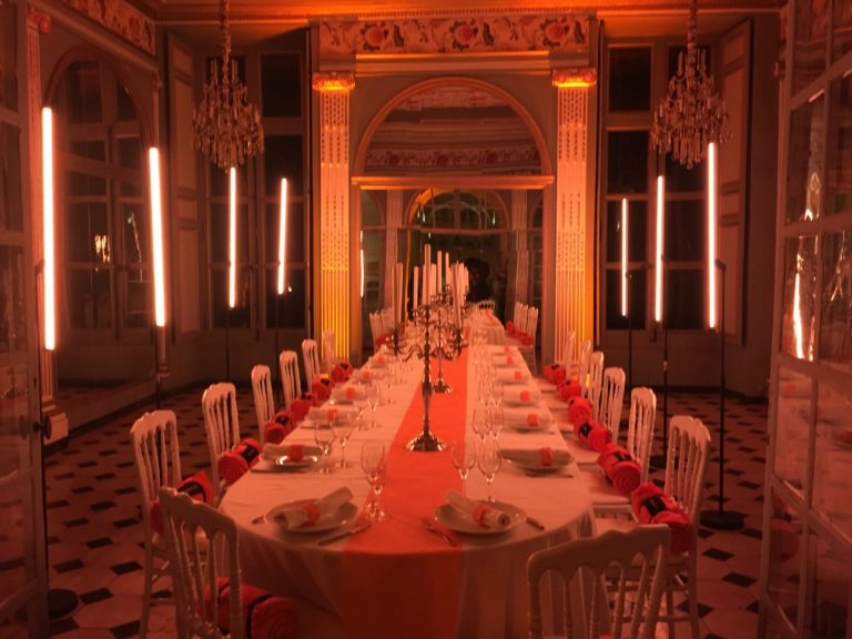 diner leboncoin wato we are the oracle evenementiel soiree rennes chateau boschet table miroir ax1