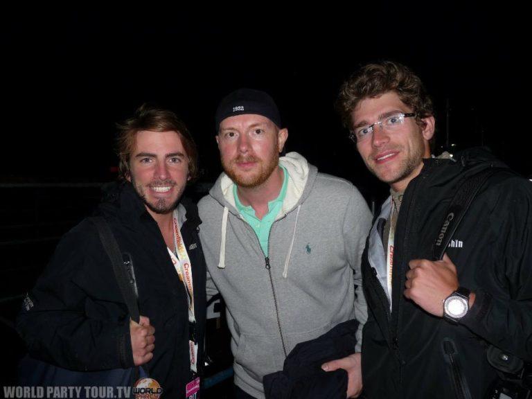 eric prydz creamfields 2011 world party tour